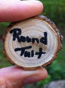 Round Tuit, Front